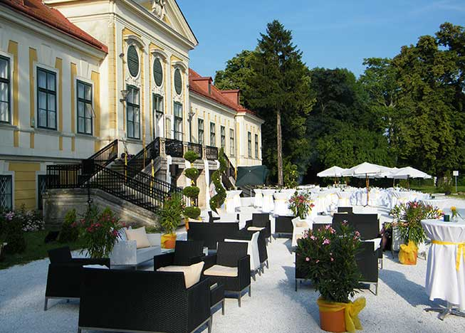 Miller Aichholz Palace Vienna Event