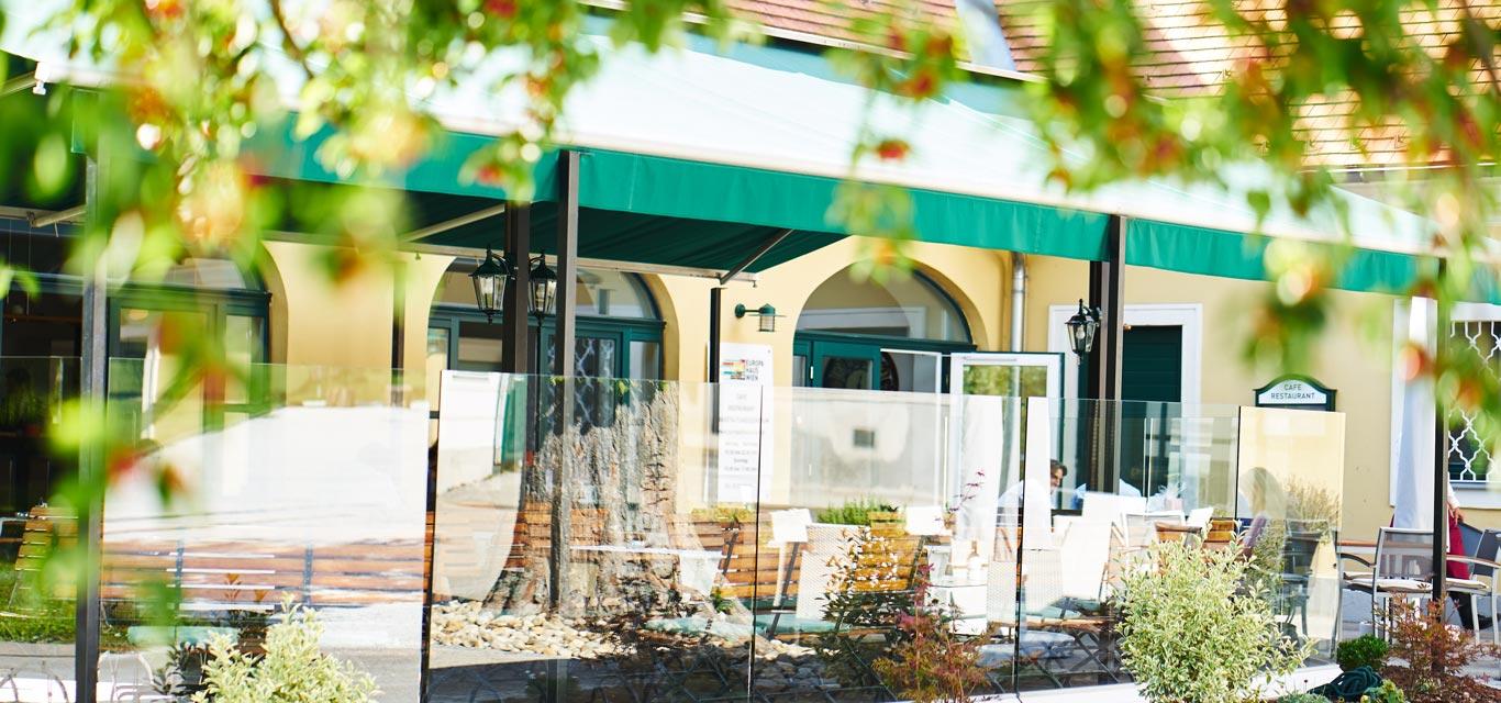 Restaurant Quiet Garden Europahaus Vienna