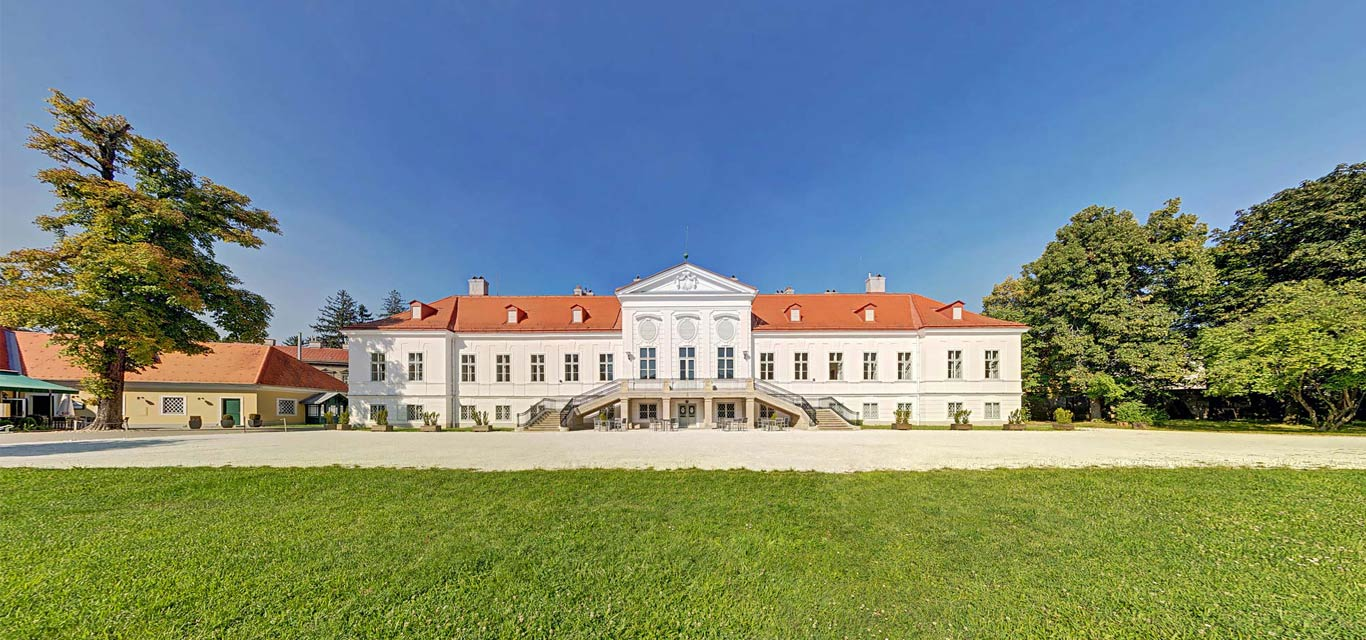 Schloss Miller Aichholz Hochzeitslocation Wien 1140
