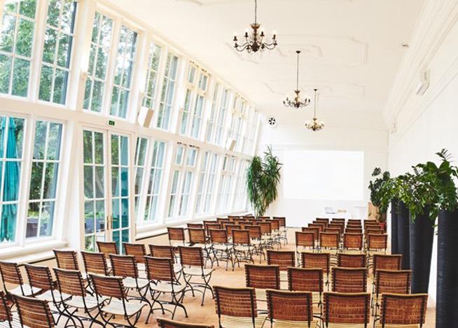 Conference Seminar Orangerie 1140 Vienna
