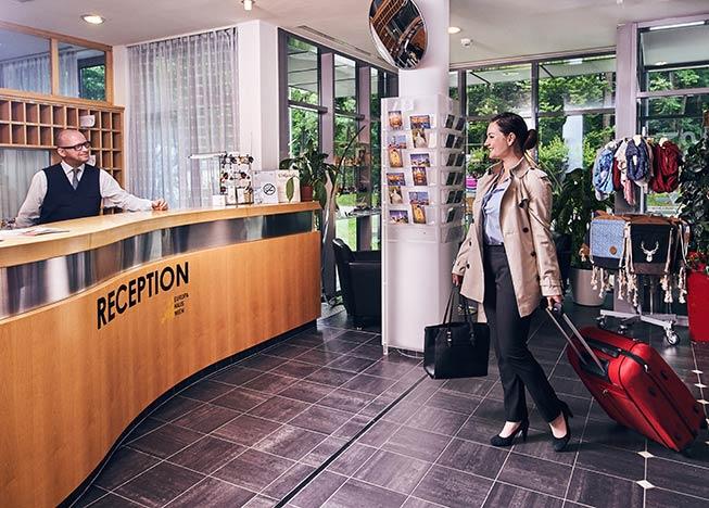 Hotel Reception Vienna 1140