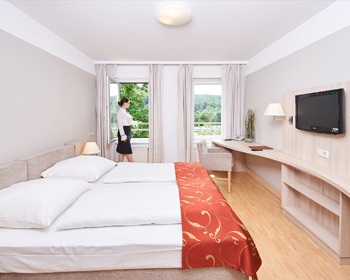 Hotel Room Vienna Huetteldorf