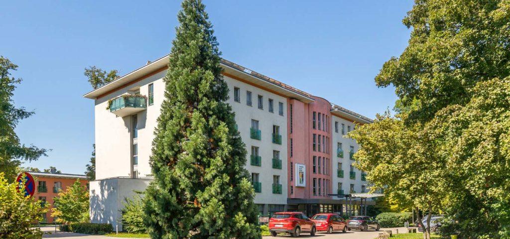 Hotel Wien 1140 Huetteldorf Europahaus Header
