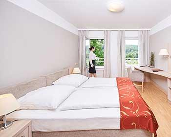 Hotelzimmer Wien Huetteldorf